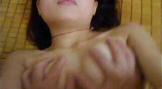 Chinese old man amateur and sexy new slave