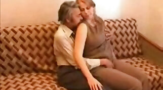 jealous father and daughter session sex on bed