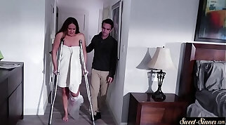 Step-son fucking their mommies in fucked-up porno movies