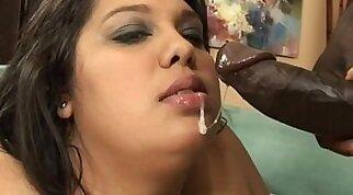 Fat ass ebony pussy play