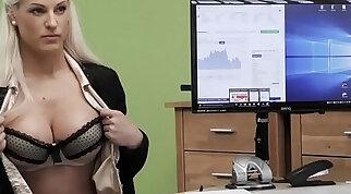 Claudia Fernandez seductive and naked lingerie babe inside