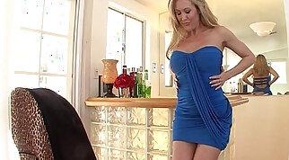 Brandi Love and Petra Puma - Hot Girls sharing Big Cocks