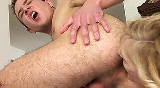 Italian mature bondage orgasm