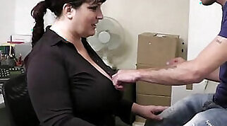 See her huge tits bounce during sex