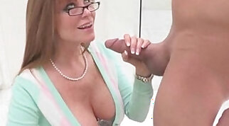 Amazing threesome anal action with Rocco