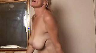 Chubby mature momma is hot fuck slut from behind