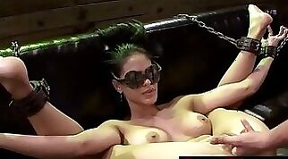 Backdoor Slut Savénns Her Pain Drilled In The Face
