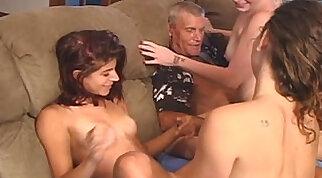 DAD video slut fucked for money