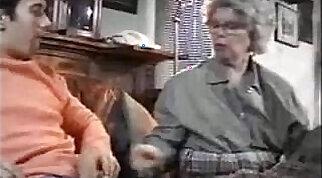 Celeste euro fucking with moneyseater granny