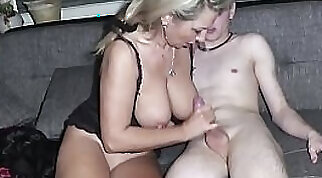 Alexander Muse and Johnny Castle cocksucking